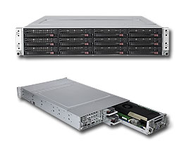 Supermicro SuperServer 6026TT-GIBQRF