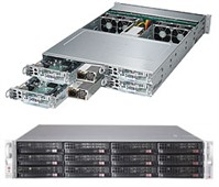 Supermicro SuperServer 6027PR-HTTR