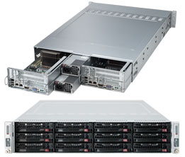 Supermicro SuperServer 6027TR-DTRF+
