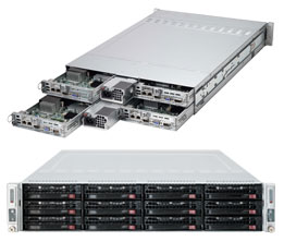 Supermicro SuperServer 6027TR-HTRF