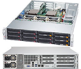 Supermicro SuperServer 6028R-TRT
