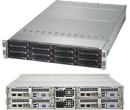 Supermicro SuperServer 6028TP-HC0R-SIOM