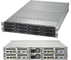 Supermicro SuperServer 6028TP-HC1R-SIOM