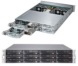 Supermicro SuperServer 6028TP-HTR