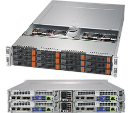 Supermicro SuperServer 6029BT-HNC0R