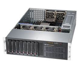 Supermicro SuperServer 6037R-72RF
