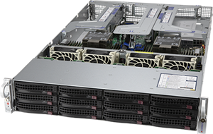 Supermicro Ultra SuperServer 620U-MTNR