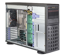 Supermicro SuperServer 7048R-C1RT