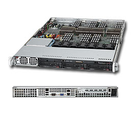 Supermicro SuperServer 8016B-TF