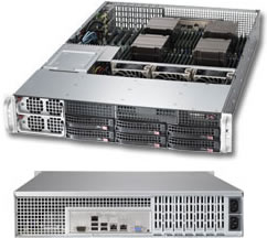 Supermicro SuperServer 8027R-7RFT+