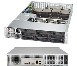 Supermicro SuperServer 8028B-TR4F