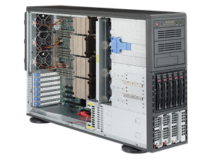 Supermicro SuperServer 8048B-TR3F