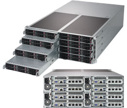 Supermicro Superserver -F619P2-RC1