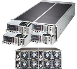 Supermicro SuperServer F627R3-F72PT+