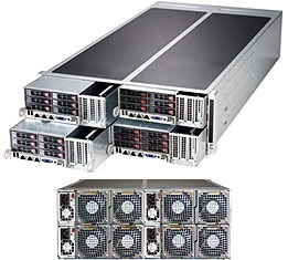 Supermicro SuperServer F628G2-FC0PT+