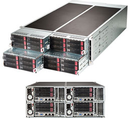 Supermicro SuperServer F628R3-RTBN+