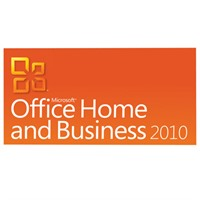 Microsoft Office Home and Business 2010 English OEM