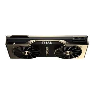 NVIDIA Titan RTX 24GB Graphics Card
