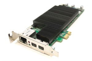 Teradici PCOIP Host Card 4Gbit Mini-Display Prtx2+RJ45