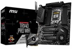 MSI AMD Threadripper TRX40 Pro WiFi PCIe 4.0 ATX Motherboard