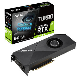 ASUS RTX2060 SUPER 8GB GDDR6, 2DP, 2HDMI