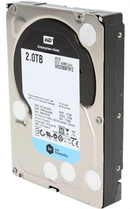 Western Digital SE 2TB SATA III - 6Gb/s Hard Drive 24x7 Enterprise Class