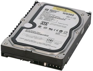 Western Digital Raptor 36GB SATA