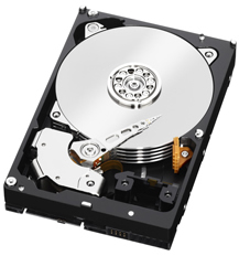 Western Digital RE 4TB SAS