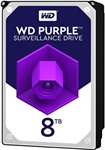 "Western Digital 8TB Purple 3.5"" SATA3 5400RPM Surveillance Drive"