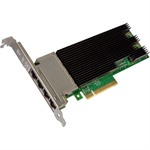 Intel® Ethernet Converged Network Adapter X710-T4, retail bulk