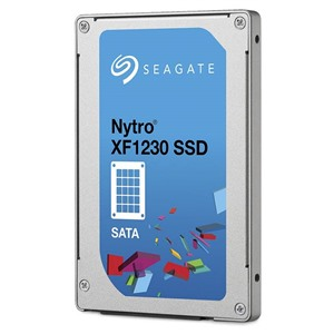 "Seagate Nytro XF1230, 480GB, SATA 6Gb/s, enterprise 2.5"" 7.0mm, 16nm, (0.6 DWPD)"