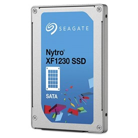 "Seagate Nytro XF1230, 960GB, SATA 6Gb/s, enterprise 2.5"" 7.0mm, 16nm, (0.7 DWPD)"