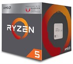 AMD Ryzen 5 2400G 3.6 GHz processor -