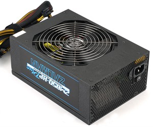 Zalman ZM850-HP Plus 850W Heatpipe Cooled PSU