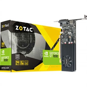 Zotac GeForce GT 1030 2GB GDDR5 Graphics Card, 384 Core, 1227MHz GPU, 1468MHz Boost